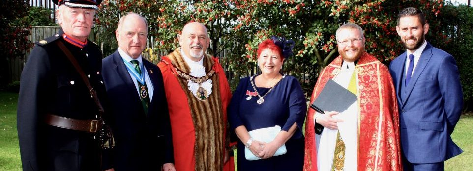 Mayor of Redcar & Cleveland's Civic Service 2016