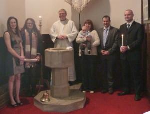 Baptism St Helen's