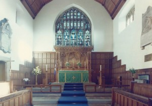Loftus High Altar c1980