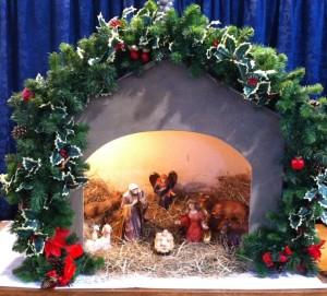 Christmas Crib 2013