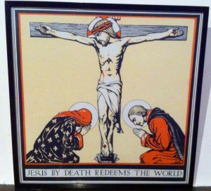 Good Friday Stations of the Cross at St Helen's Church Carlin How