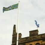 North Riding Flag 1